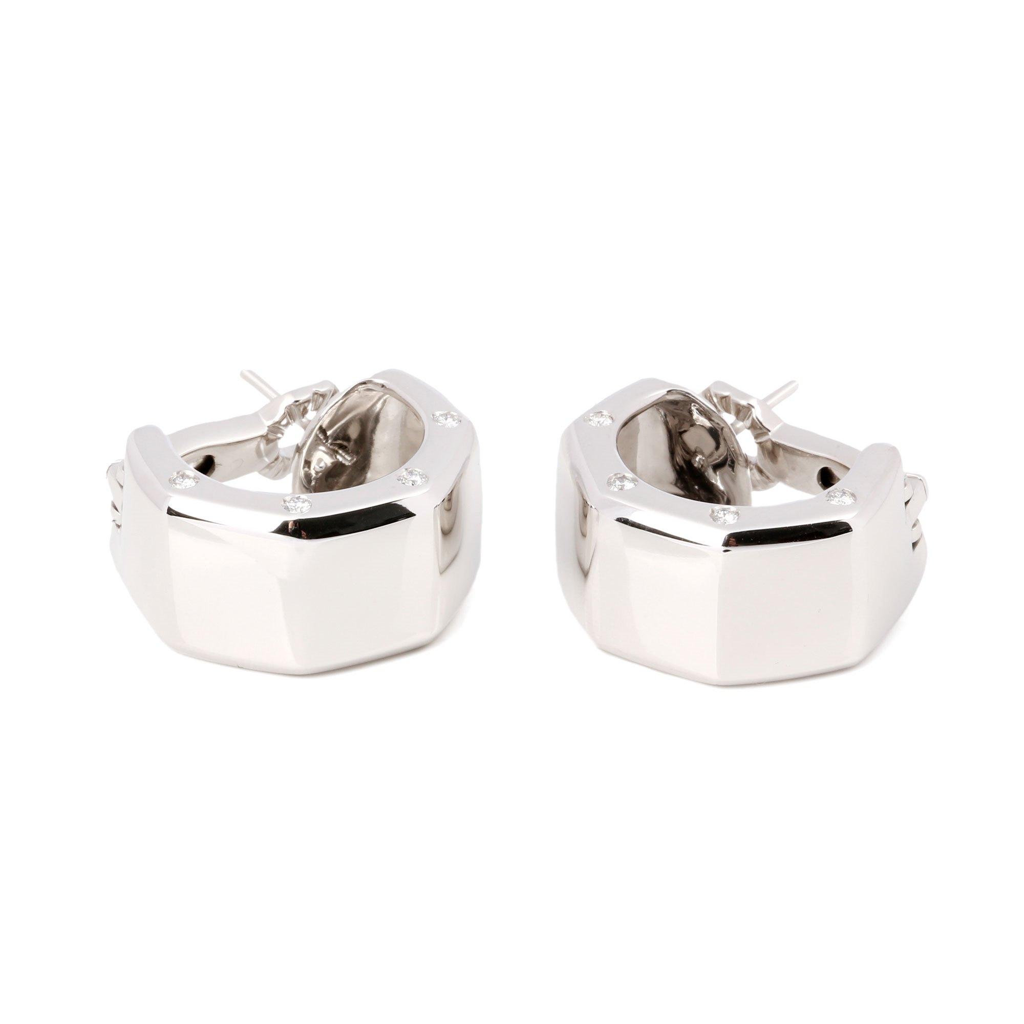 Audemars Piguet Royal Oak Hoop earrings
