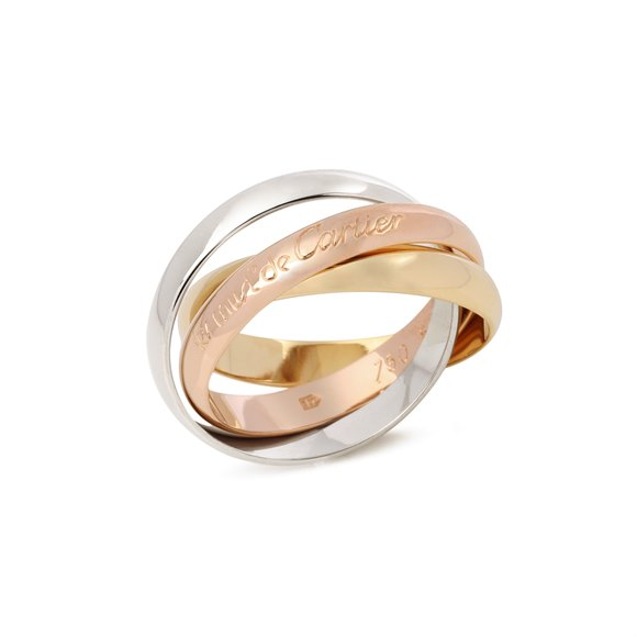 Cartier Les Must de Cartier Trinity Ring