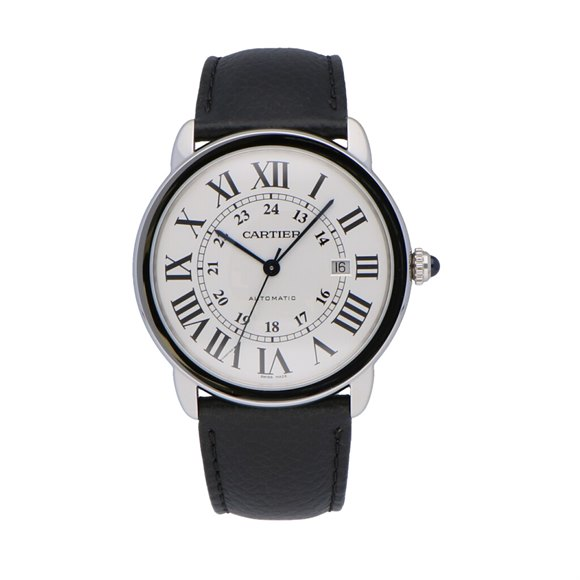 Cartier Ronde Solo Stainless Steel - WSRN0022
