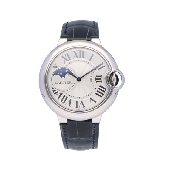 Cartier Ballon Bleu Stainless Steel - WSBB0020