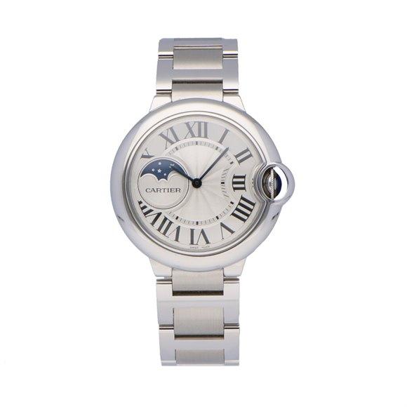 Cartier Ballon Bleu Stainless Steel - WSBB0021