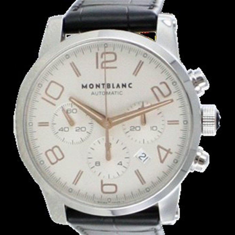 Montblanc Timewalker Stainless Steel 101549
