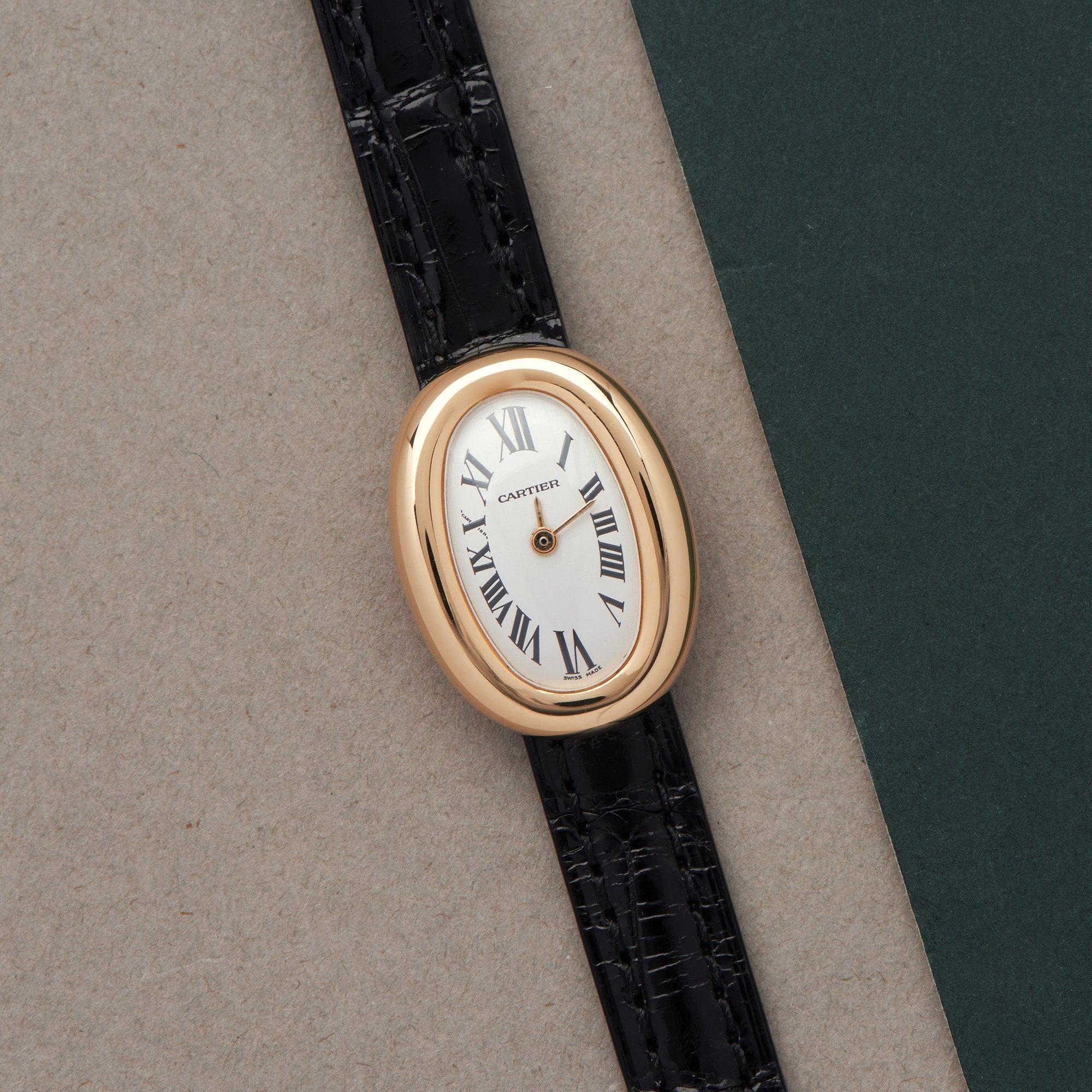 Cartier Baignoire 18K Yellow Gold W1536699 or 2368
