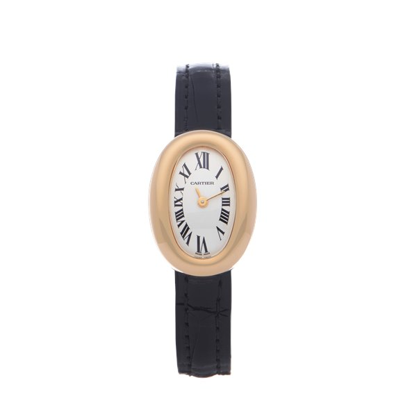 Cartier Baignoire 18K Yellow Gold - W1536699 or 2368