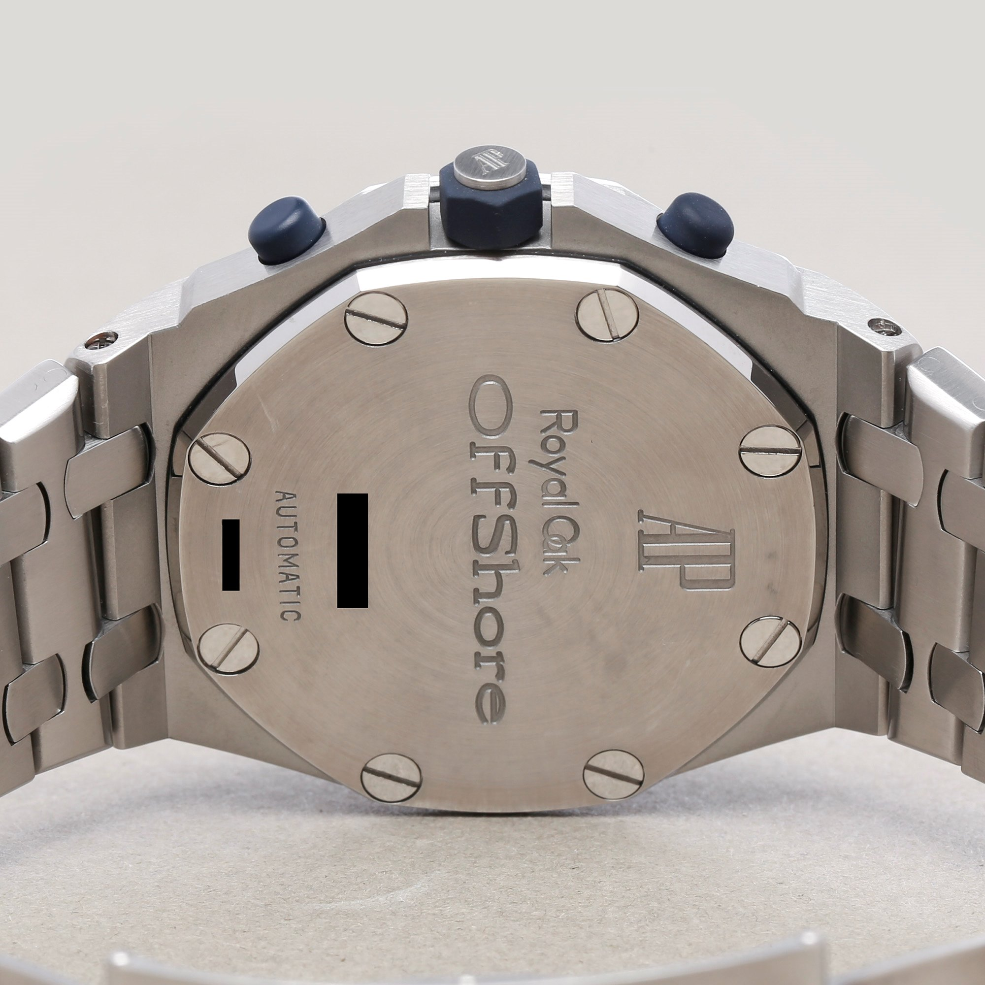 Audemars Piguet Royal Oak Offshore 'The Beast' Tropical Tachymeter Scale Stainless Steel - 25721ST.O.1000ST.01 Stainless Steel 25721ST.O.1000ST.01