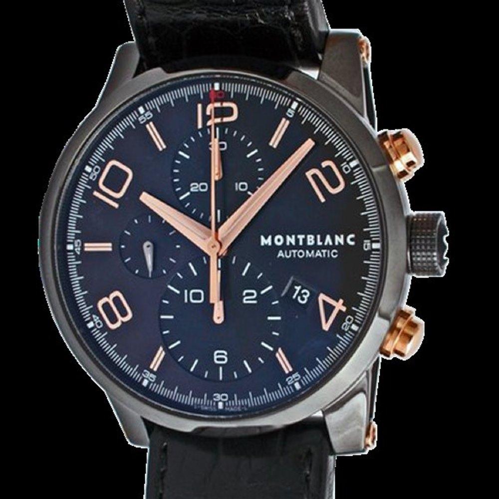 Montblanc Timewalker Stainless Steel 105805