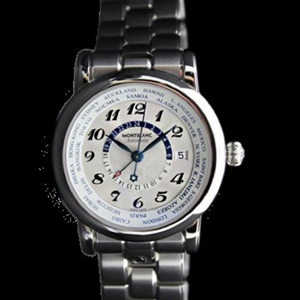 Montblanc Star Stainless Steel 106465