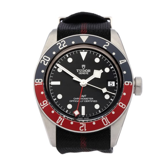 Tudor Black Bay GMT 'Pepsi' Stainless Steel - 79830RB