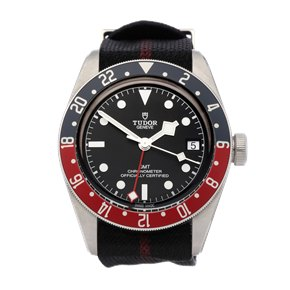Tudor Black Bay GMT 'Pepsi' Stainless Steel - 79830RB
