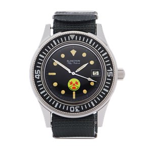 Blancpain Fifty Fathoms No Radiation Dial Stainless Steel - MM7617