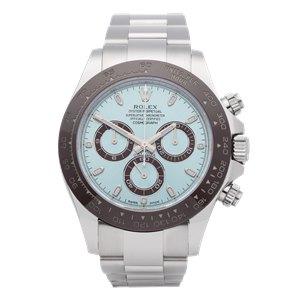 Rolex Daytona Platinum - 116506