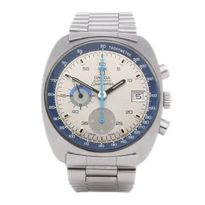 Omega Seamaster Chronograph Stainless Steel - 167.007