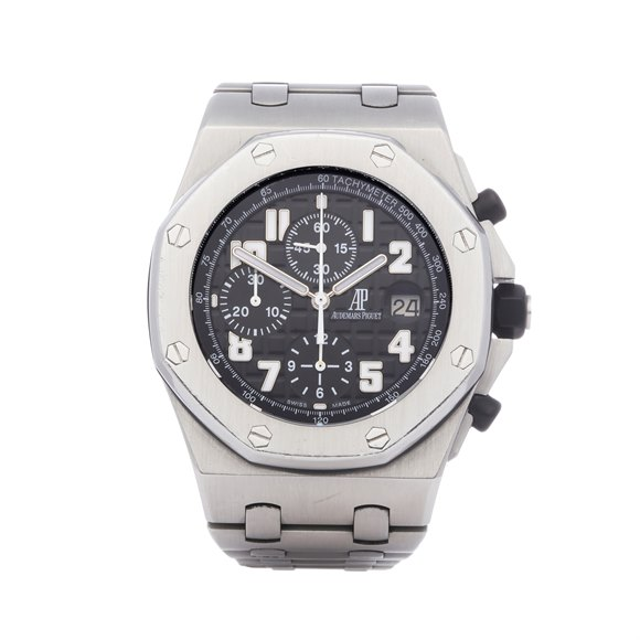 Audemars Piguet Royal Oak Offshore Stainless Steel - 25721ST.OO.1000ST.07.A