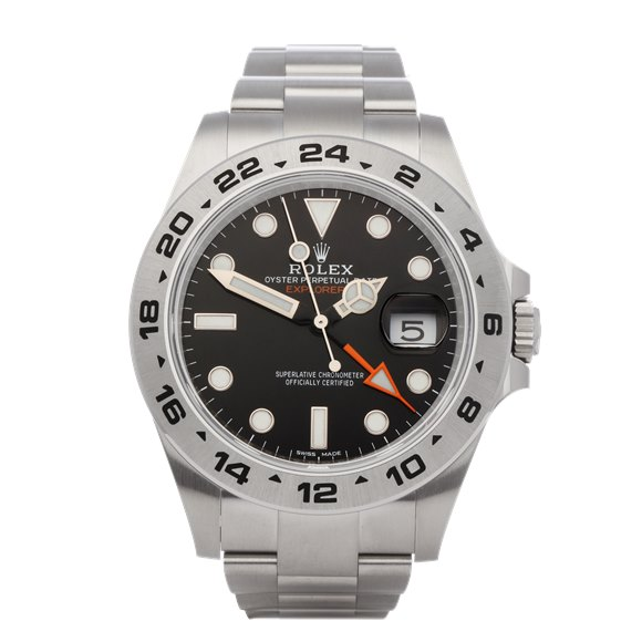 Rolex Explorer II Stainless Steel - 216570