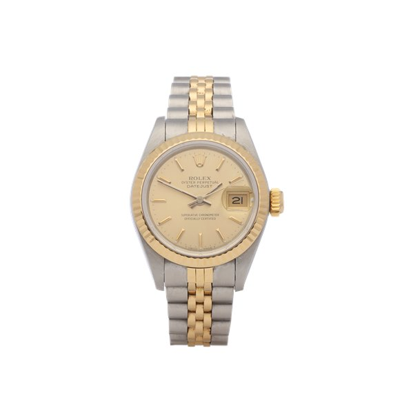 Rolex Datejust 26 18K Yellow Gold & Stainless Steel - 69173