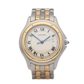 Cartier Panthère 18K Yellow Gold & Stainless Steel - 187904