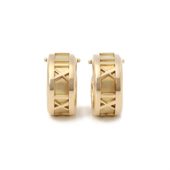 Tiffany & Co. Atlas Hoop Earrings