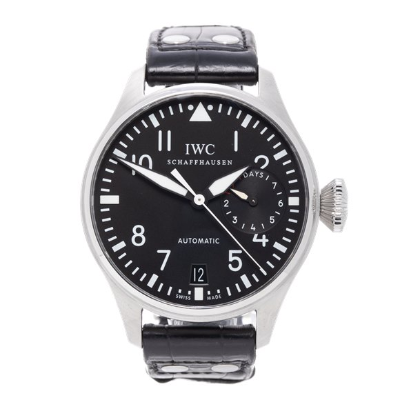 IWC Big Pilot's Stainless Steel - IW500401