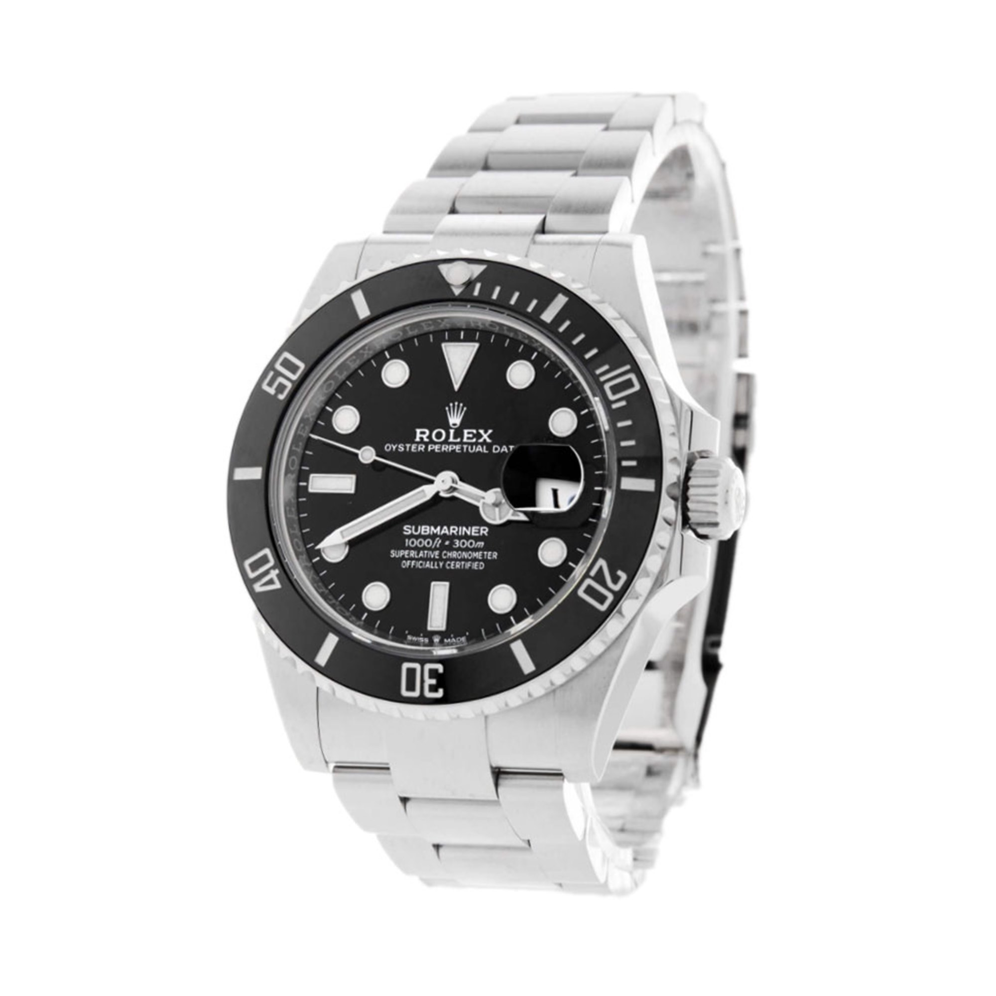 Rolex Submariner Date Stainless Steel 126610LN