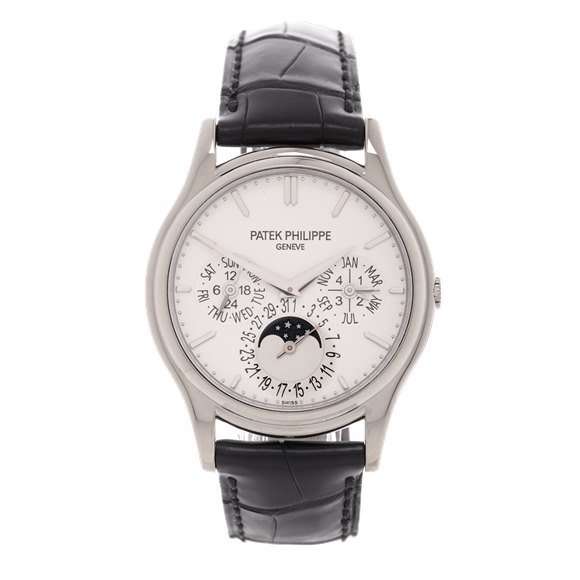 Patek Philippe Complications Perpetual Calendar 18K White Gold - 5140G