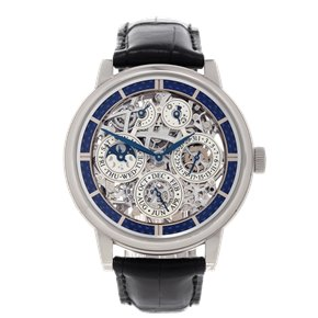 Jaeger-LeCoultre Master Grande Limited Edition 200 Pieces 18K White Gold - Q50635SQ