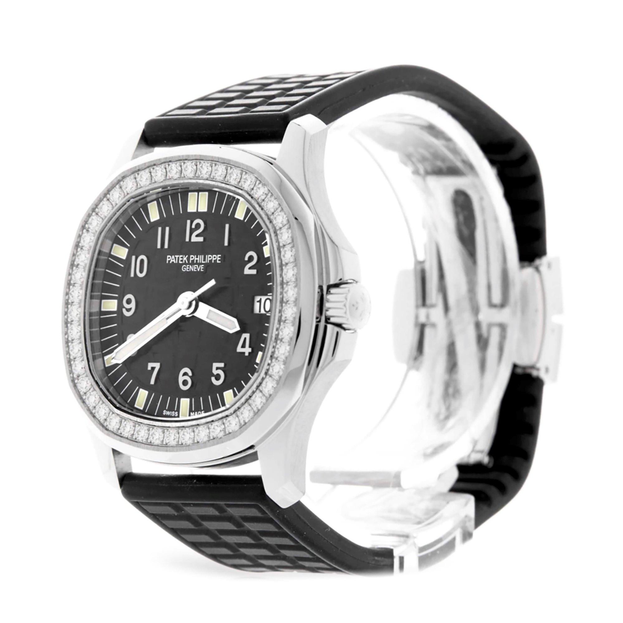 Patek Philippe Aquanaut Roestvrij Staal 5067/A-001