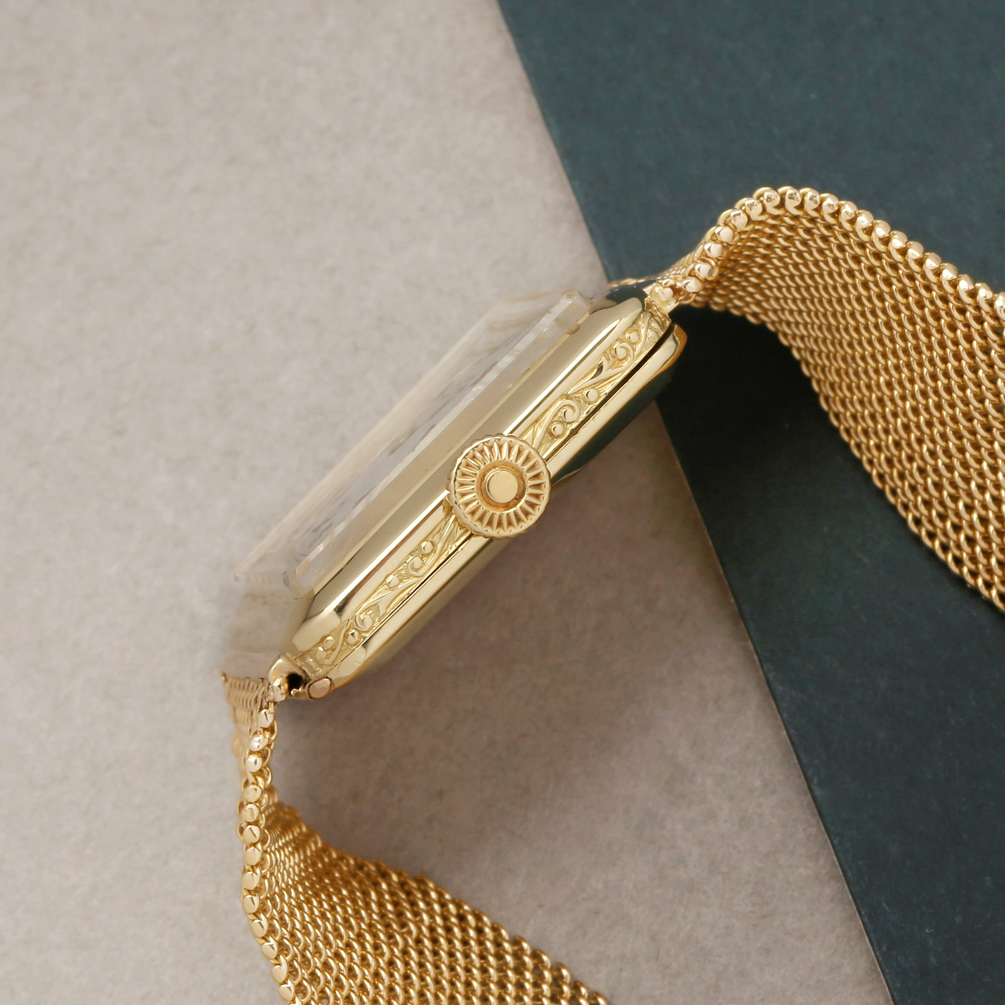 Patek Philippe Vintage 18K Yellow Gold