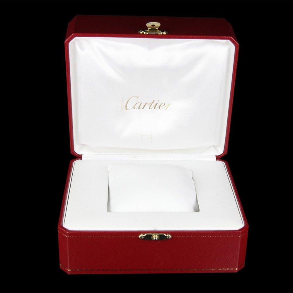 Cartier Santos Dumont 18k White Gold