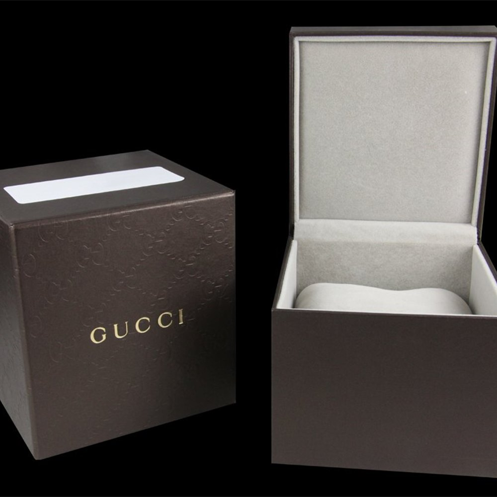 Gucci I-Gucci Brown PVD Stainless Steel 214203 I16Q0 2013