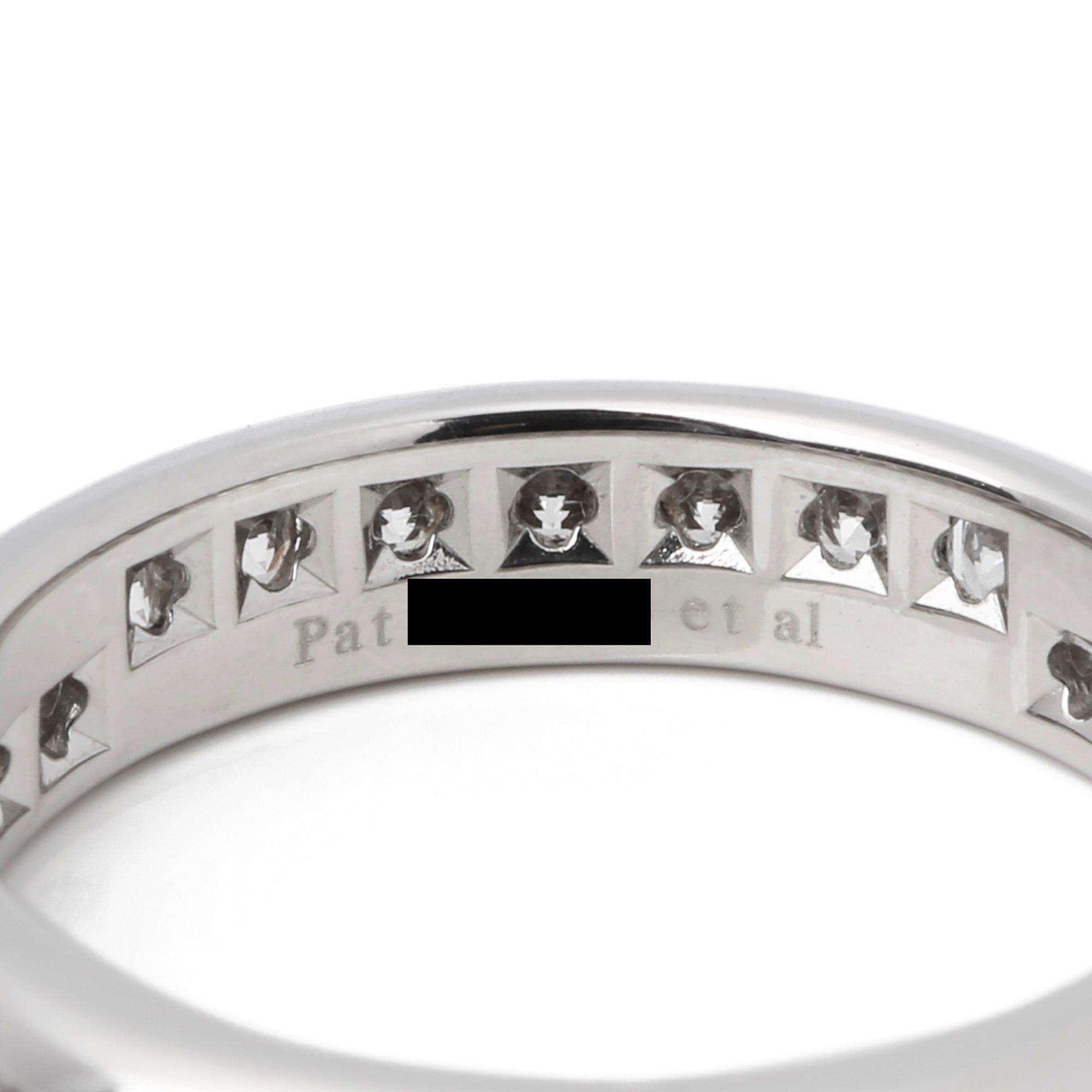 Tiffany & Co. Lucida 1.37ct Diamond Eternity Ring