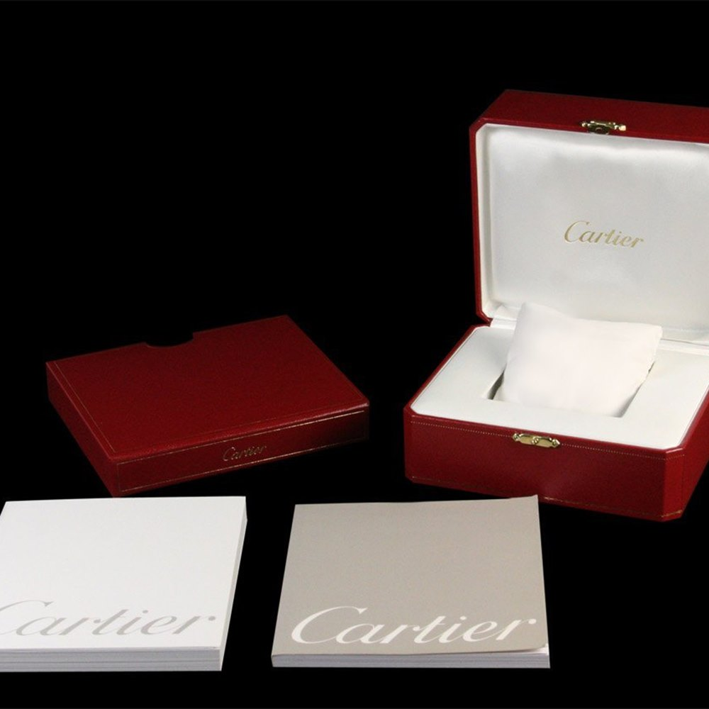 Cartier Santos Stainless Steel/18K Yellow Gold W20058C4