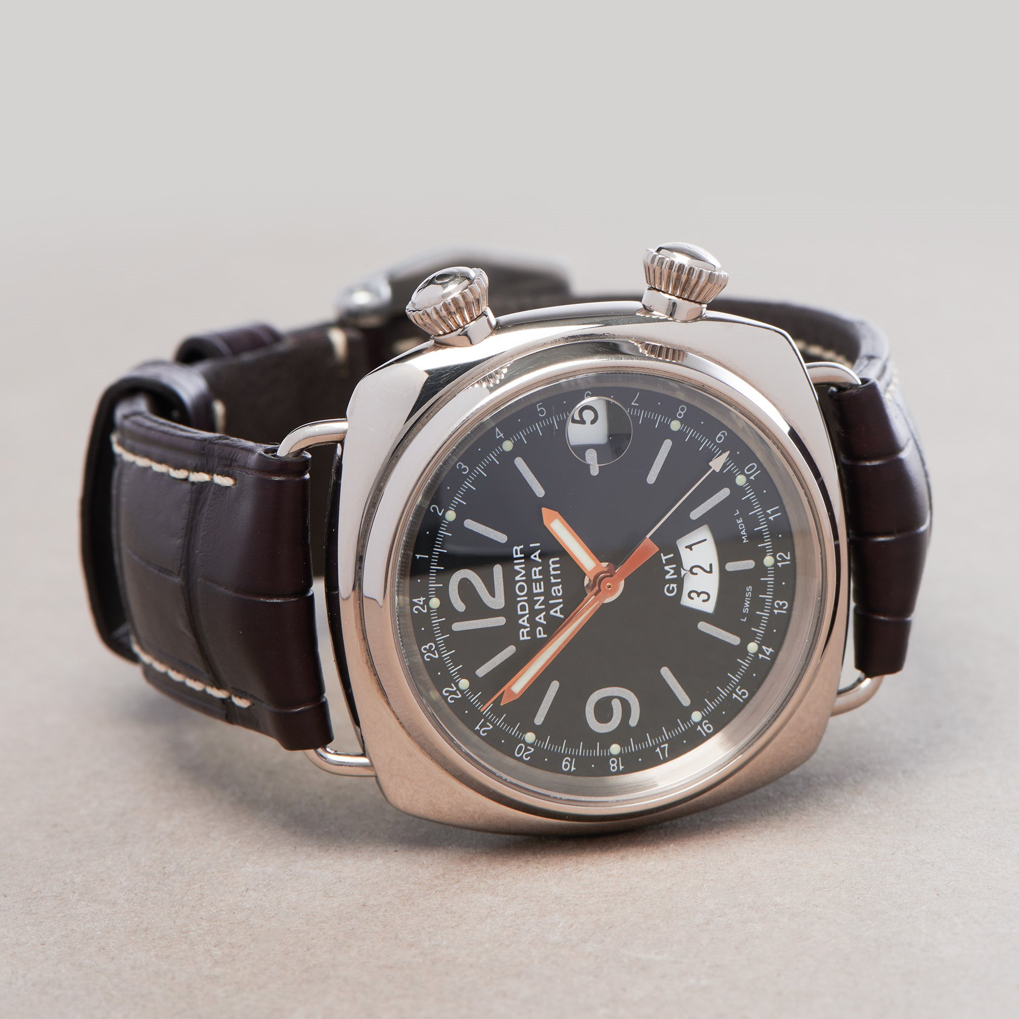 Panerai Radiomir Limited Edition of 60 Pieces 18K White Gold - PAM00046 White Gold PAM00046