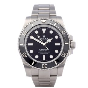 Rolex Submariner Non-Date Stainless Steel - 114060