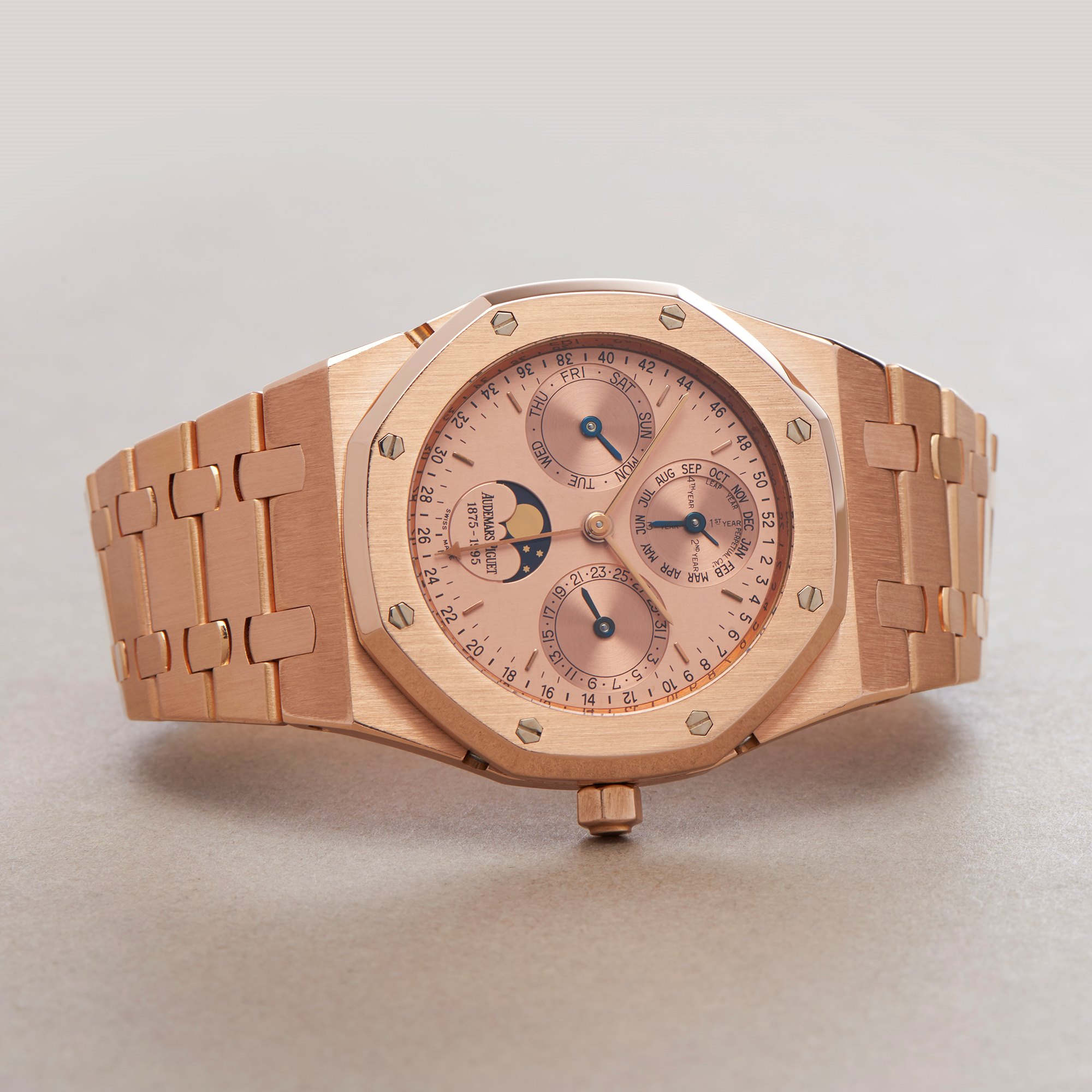Audemars Piguet Royal Oak Quantieme Perpetual Limited Edition Of 120 Pieces 18K Rose Gold - 25810OR.OO.0944OR.01 Rose Gold 25810OR.OO.0944OR.01