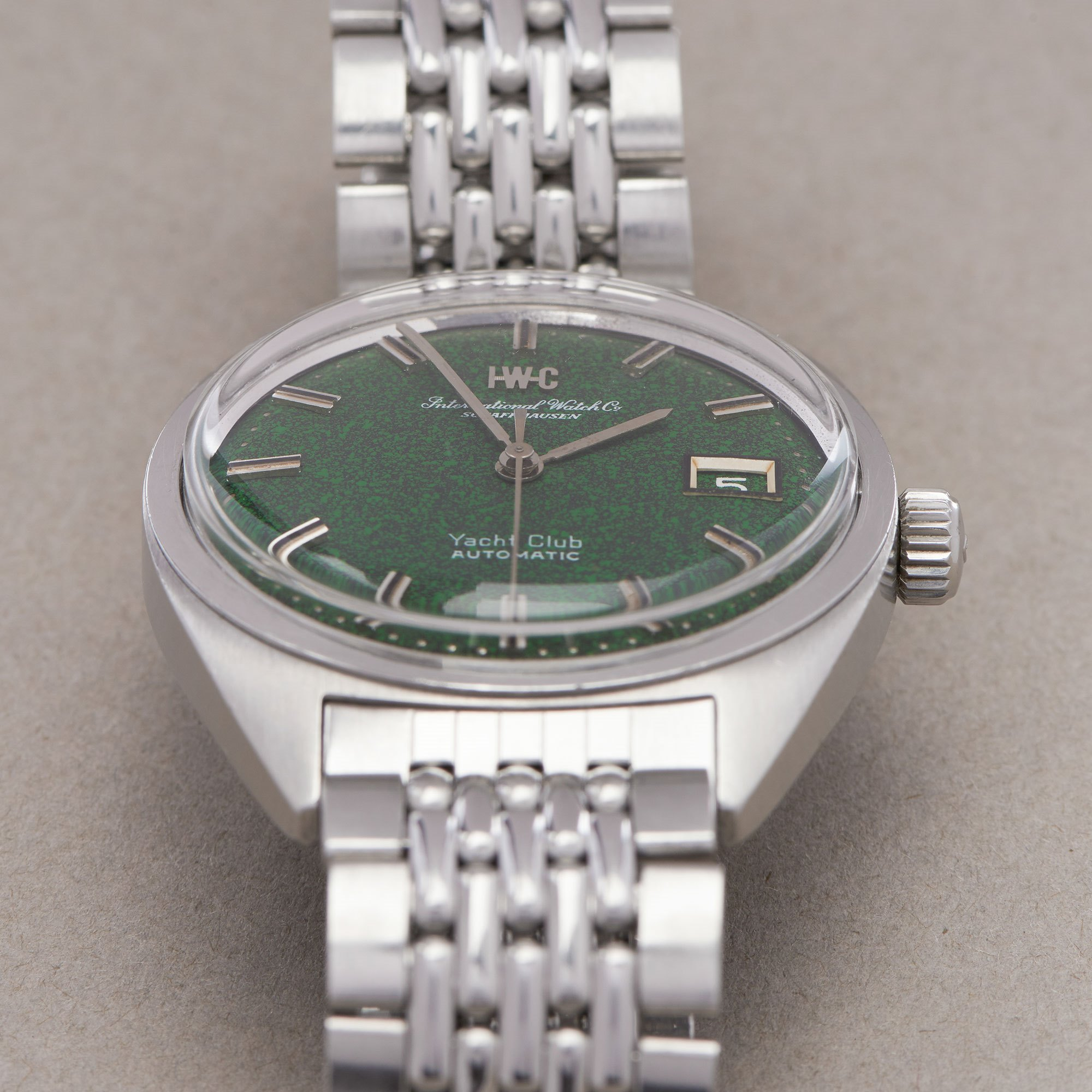 IWC Yacht Club Stainless Steel - 1811 Stainless Steel 1811