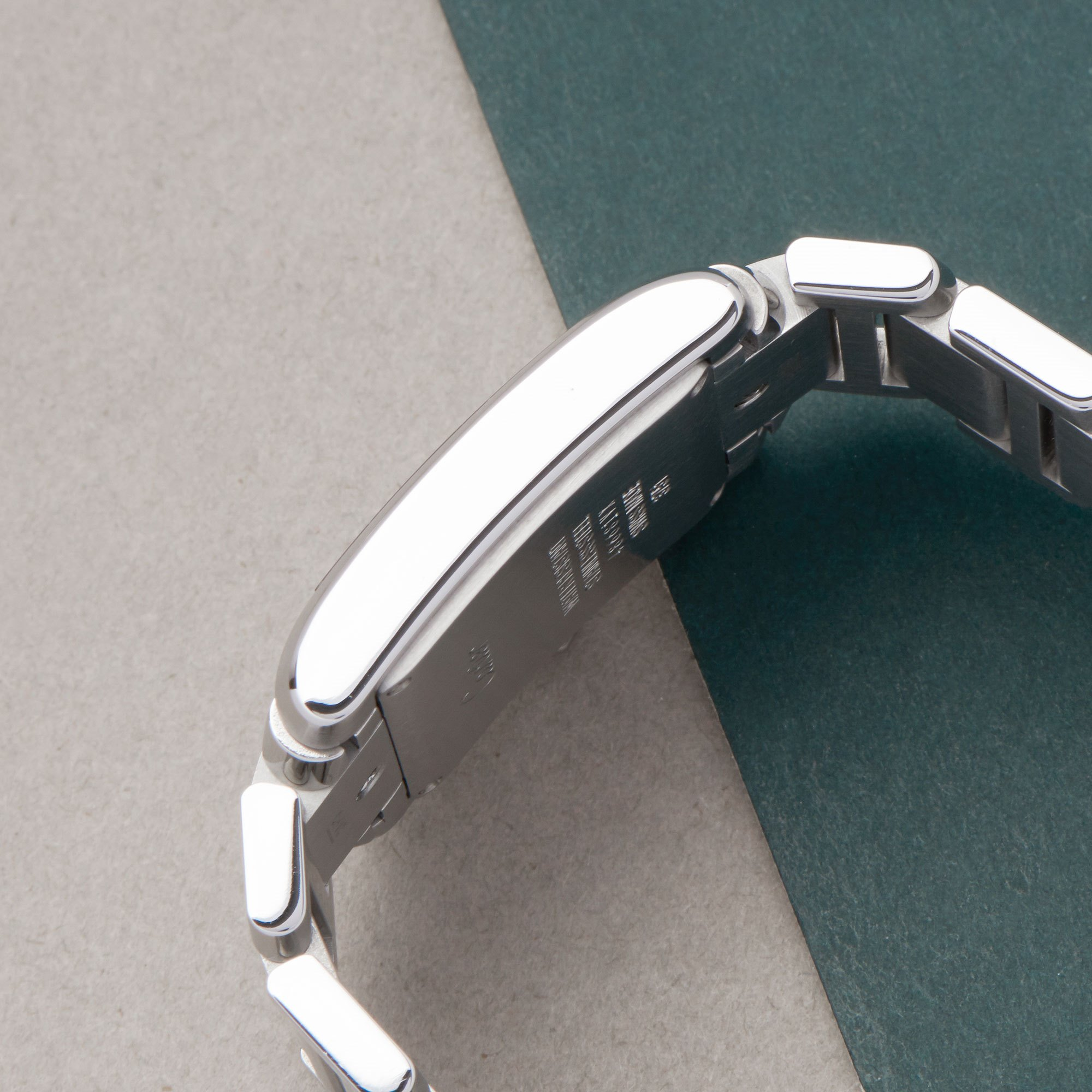 Cartier Tank Stainless Steel 3751
