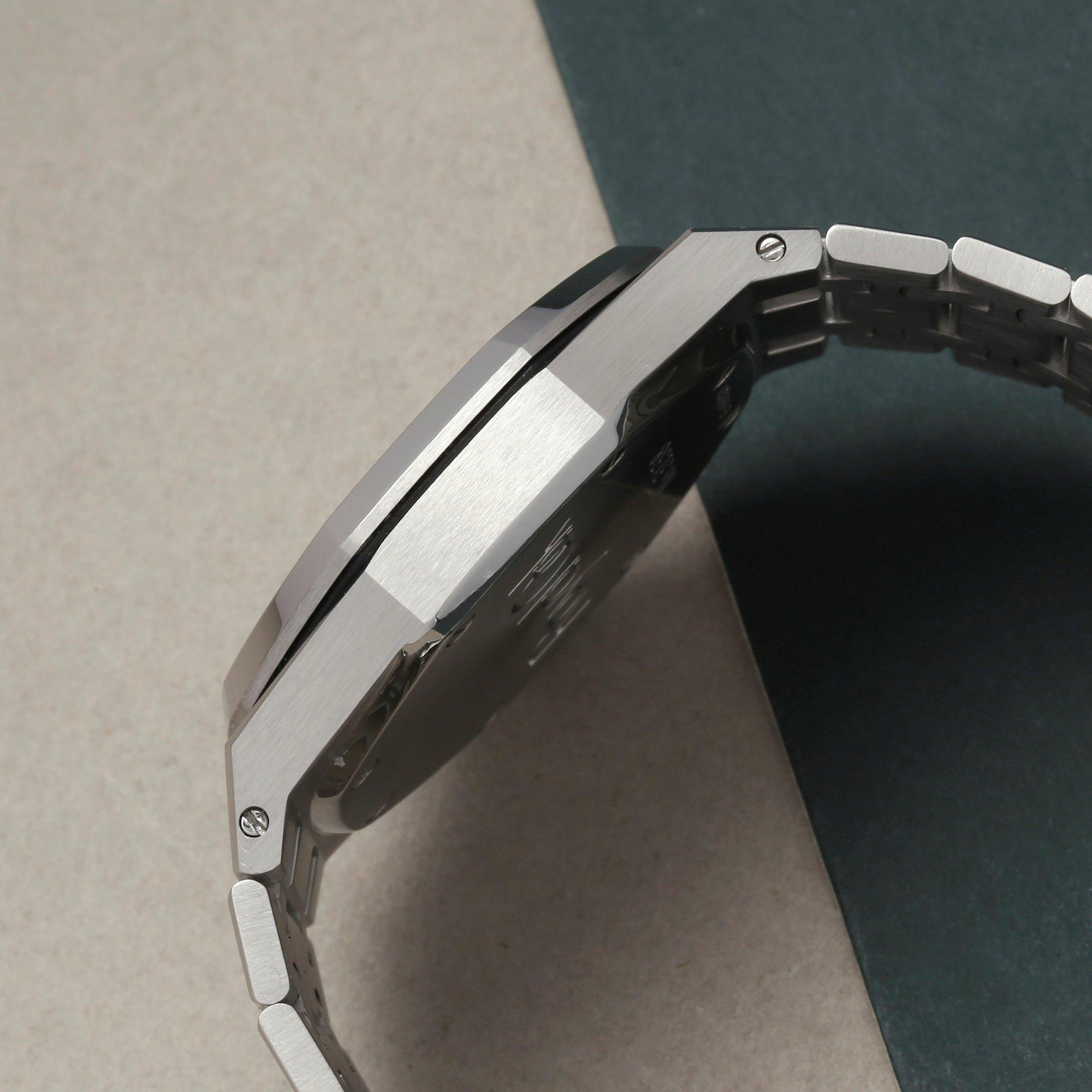 Audemars Piguet Royal Oak Day-Date Stainless Steel 25594ST