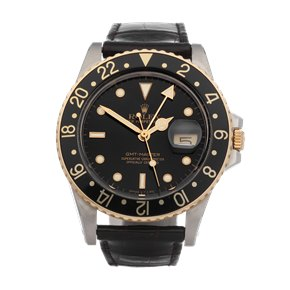 Rolex GMT-Master 18K Yellow Gold & Stainless Steel - 16753