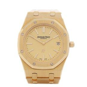 Audemars Piguet Royal Oak Boutique Only Edition 18K Yellow Gold - 15202BA