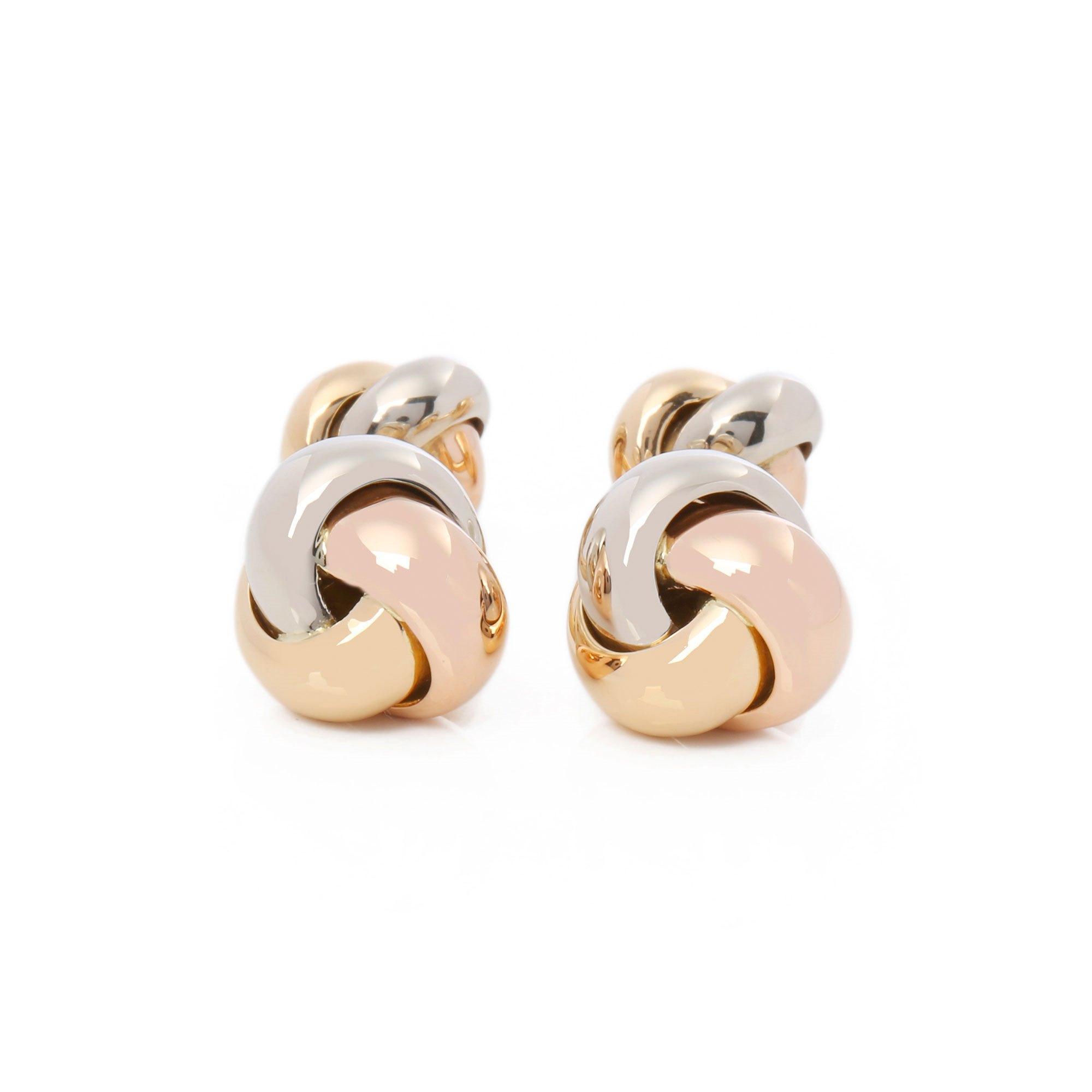 Cartier Trinity Cufflinks