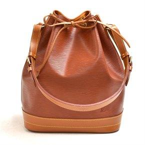 Louis Vuitton Brown Epi Leather Vintage Large Noe