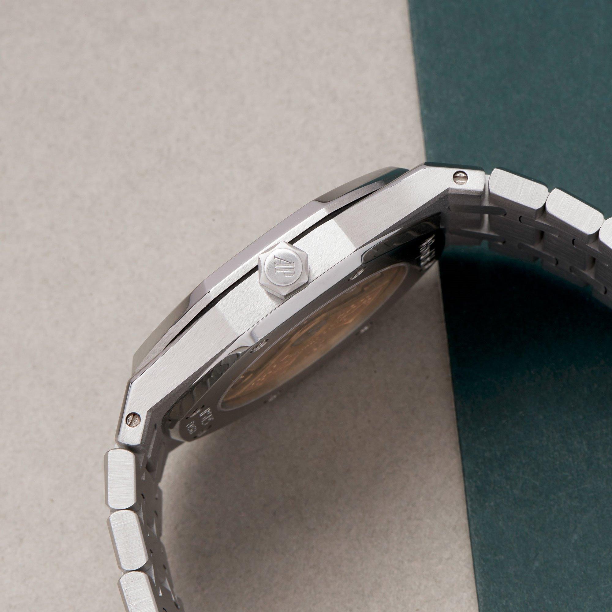 Audemars Piguet Royal Oak Stainless Steel 15300ST