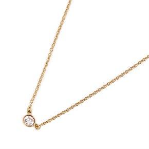 Tiffany & Co. Elsa Peretti diamonds by the yard pendant