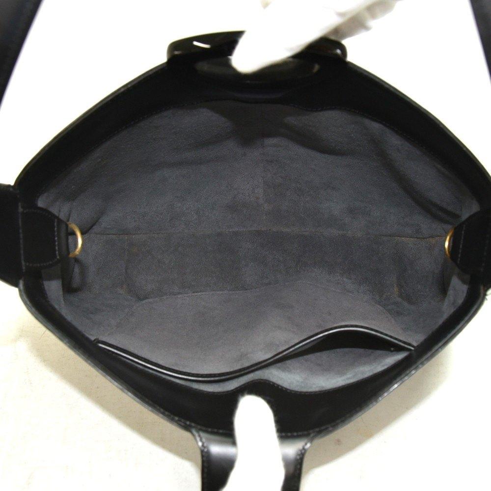 Louis Vuitton Black Epi Leather Vintage Reverie