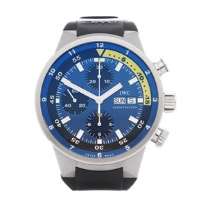 IWC Aquatimer Tribute To Calypso Ltd Edition of 2500 Stainless Steel - IW378203