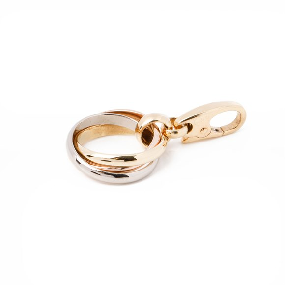 Cartier Trinity 18ct gold Charm Pendant