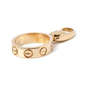 Cartier Love 18ct gold Charm Pendant