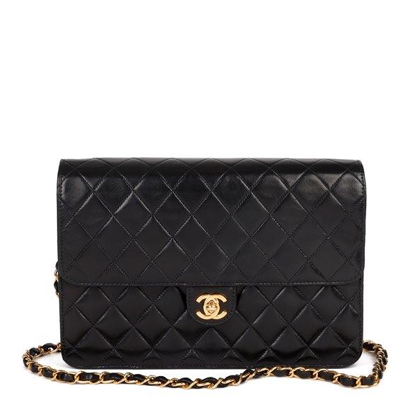 Medium Classic Single Flap Bag