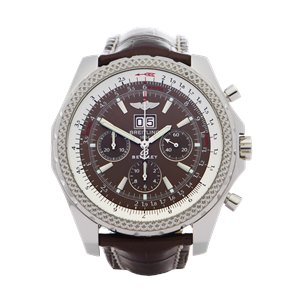 Breitling Bentley Stainless Steel - A44362