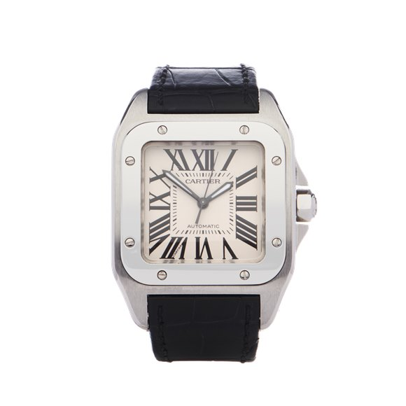 Cartier Santos Stainless Steel - W20106X8 or 2878